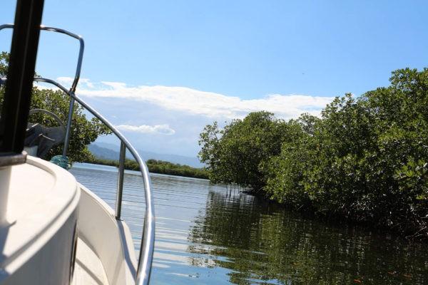 Balade en Teuf teuf - Eden Jungle Lodge - Bocas del Toro- Panama