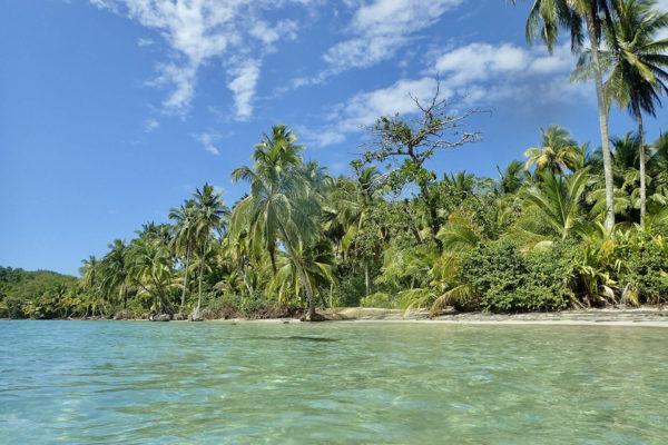 Playa estralla - Bocas del Toro - Panama