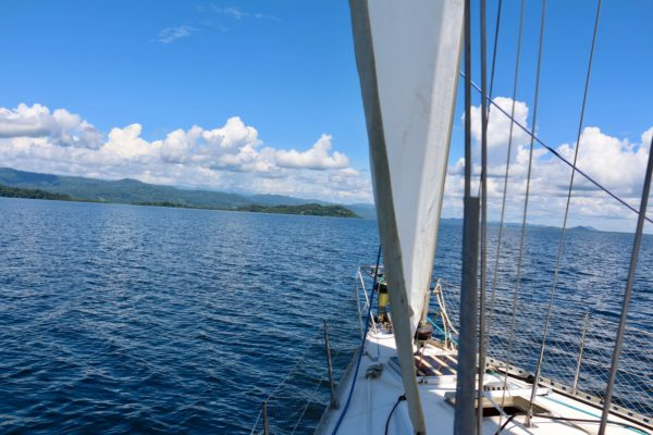 Balade en voilier EJL Panama